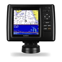 Garmin echoMAP CHIRP 54cv Fishfinder / Chartplotter with ClearVu Transducer