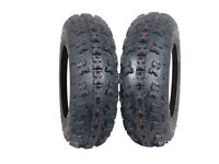 MASSFX Curved Tread 2 Set EOS21710 ATV Tires 6 ply Dual Compound 21X7-10 21x7x10