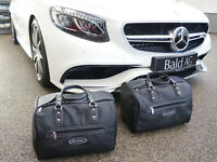 Mercedes S Class Cabriolet C217 A217 Back Luggage Baggage Set