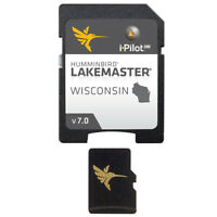 Humminbird LakeMaster Wisconsin Edition - Version 7 w/ Full Lake List 600025-5