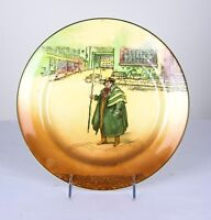 Rare Royal Doulton Dickens-Ware D5175 | Tony Weller Plate | Dickens Plate | B953