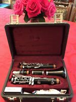 BUFFET CRAMPON R13 B-flat Clarinet - Mint Condition