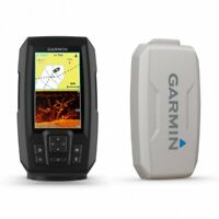 Garmin STRIKER Plus 4cv with CV20-TM Transducer and Protective Cover Bundle