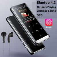 Bluetooth Touch Screen OLED MP3 Player Sport Lossless Sound HIFI Music Player US $24.48