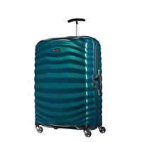 Samsonite Black Label Lite-Shock 20 Inch Spinner-PETROL BLUE
