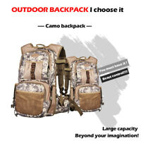 AnglerDream Fly Fishing Pack Sports Outdoor Back Pack One Size MultiPocket Bags