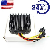 VOLTAGE REGULATOR RECTIFIER FIT FOR POLARIS 4012384 4011925 4011569 ATV UTV Quad