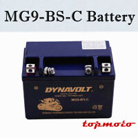 MG9/YTX9-BS Battery For Suzuki GSXR 600 650 Honda NX650 CBR900R Motorcycle ATV