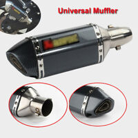 38-51mm Universal Motorcycle Exhaust Muffler Pipe for Scooter ATV with DB Killer