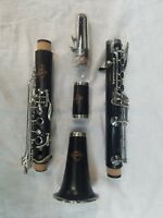 Normandy 10 wood clarinet completely refurbished