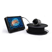 HD 1080P Underwater Fishing Video Camera Kit 15M 5''TFT recorder fish finder