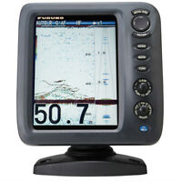 Furuno FCV588 Color LCD FishFinder w/ Color LCD Display and RezBoost Technology