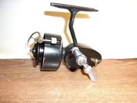 Vintage Mitchell Half Bail Spinning Reel with Aluminum Handle w/ Spare Spool
