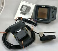 Humminbird 300TX Fish Finder with Transducer and Instructions