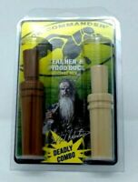 NEW Duck Commander Teal Hen & Wood Duck Deadly Combo Call Set dynasty **USA**