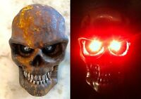 Rat Rod Skull Tail and Brake Light For Off Road Vehicles and ATV