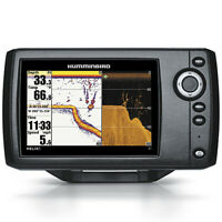 Humminbird Helix 5 DI G2 410200-1 Fish Finder System with Down Imaging Sonar