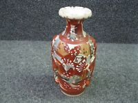 Japanese Antique SATSUMA Pottery Vase