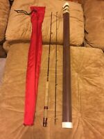 Vintage Fenwick Spinning Rod PLS 65 Tube but with different rod. Free Shipping