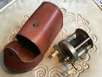 Shakespeare Criterion 1960 level wind reel with case
