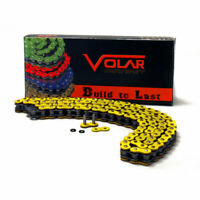 Volar O-Ring ATV Chain - Yellow for 520 x 92 Links