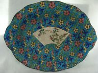 1920s Art Deco Longwy French Faience Enamel Kenilworth Studios Bowl 11
