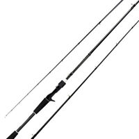KastKing Perigee II Casting Fishing Rods Fuji Line Guides 1 Piece 6'7'' - MH Rod
