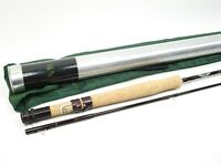 Fenwick HMG Fly Fishing Rod. 8' 6wt. W/ Tube and Sock. Made in USA.