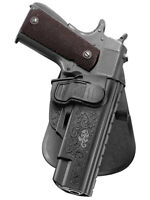 Fobus 1911CH Paddle Concealed Carry Holster Most Kimber 1911 Style without Rails