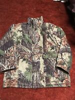 Cabelas Mens Size M Hunting Jacket Super Slam Clothing Real Tree Thinsulate