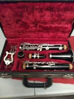 VITO Reso-Tone  Clarinet (Hard Case) Noblet Paris mouth piece