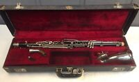 Bundy Model 1420 Eb Alto Clarinet 14062