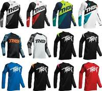 Thor Sector Jersey - MX Motocross Dirt Bike Off-Road ATV MTB Mens Gear