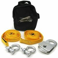 Arctic Cat Winch Accessories Kit - Wildcat Prowler Stampede Havoc ATV; 1436-600