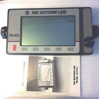 The Bottom Line Computrol Fish Finder TBL 300 Series Monitor Only for PARTS Only