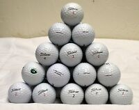 200 Titileist Pro V1 and Pro V1X  Used Refurbished Recycled Hit Away Golf Balls