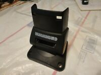 HUMMINBIRD FISHFINDER HEAD MOUNT BASE with short wires