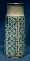 Marianne Starck for Michael Andersen MA&S Vase Blue Grey Danish Pottery - WOW!!!