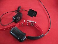 Garmin DC-40 GPS dog tracking collar long range ant. use with Astro 220,320-Used