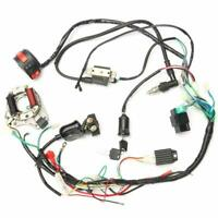 Complete Stator Wiring Harness set for for 50cc-125cc Chinese ATV Electric Quad