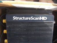 Lowrance StructureScan HD Box w/Power Cord HDS