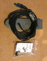 Garmin Transducer CV23M-TM CHIRP ClearVu and CHIRP traditional w/ Transom mount