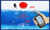 Wireless fish finder Sonar underwater HD visual detector outdoor F3
