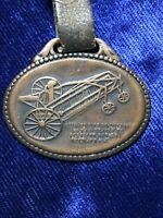 STERLING MANUFACTURING COMPANY FARM IMPLEMENT ADVERTISING WATCH FOB