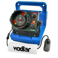 Vexilar Fl-8SE Genz Pack with 19 Deg Ice-Ducer /GP0819