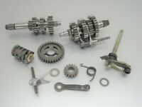 2004 Can Am Bombardier DS 650 Baja X Transmission Gears