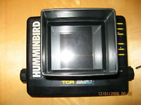 Humminbird TCR color-1 echo sounder display unit