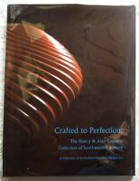 SIGNED Book SOUTHWESTERN POTTERY Crafted To Perfection *Rockwell Museum*