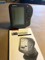 Raytheon L365 Fishfinder Depth Sounder 7 Pin Transducer Not Included / Used.