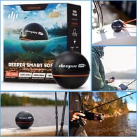 Deeper PRO+ Smart Sonar - GPS Portable Wireless Wi-Fi Fish Finder CHEAPEST EVER